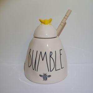 Rae Dunn Bumble Bee Honey Pot